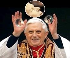 Mr Chironex Fleckeri alias; the New Ringleader JOSEPH RATZINGER BENEDICT XVI